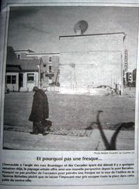 Le Courrier, 26 mars 2009